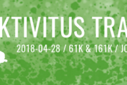 Aktivitus Trail Race 161k - Race Report
