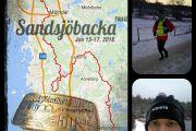 Sandsjöbacka Trail 82k - 2XU 50 Miles Race