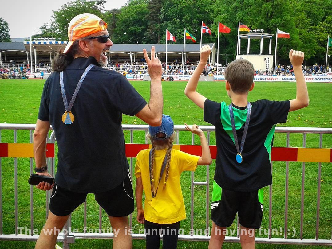 GöteborgsVarvet 2016 Half Marathon